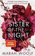 Cover-Bild zu Sister of the Night von Woolf, Marah