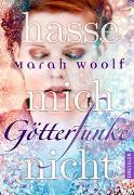 Cover-Bild zu Götterfunke von Woolf, Marah