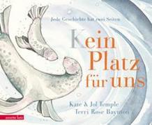 Cover-Bild zu (K)ein Platz für uns von Temple, Kate und Jol