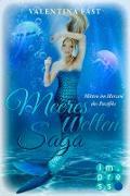 Cover-Bild zu MeeresWeltenSaga 2: Mitten im Herzen des Pazifiks (eBook) von Fast, Valentina