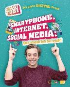 Cover-Bild zu Checker Tobi - Der große Digital-Check: Smartphone, Internet, Social Media - Das check ich für euch! von Eisenbeiß, Gregor
