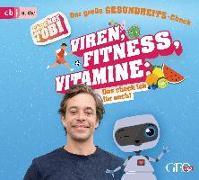 Cover-Bild zu Checker Tobi - Der große Gesundheits-Check: Viren, Fitness, Vitamine - Das checke ich für euch! von Eisenbeiß, Gregor