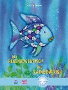 Cover-Bild zu Der Regenbogenfisch. Kinderbuch Deutsch-Englisch von Pfister, Marcus