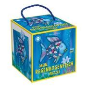 Cover-Bild zu Mein Regenbogenfisch Puzzle von Pfister, Marcus