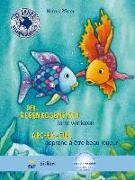 Cover-Bild zu Der Regenbogenfisch lernt verlieren. Kinderbuch Deutsch-Französisch von Pfister, Marcus