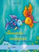 Cover-Bild zu Der Regenbogenfisch lernt verlieren. Kinderbuch Deutsch-Türkisch von Pfister, Marcus