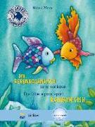 Cover-Bild zu Der Regenbogenfisch lernt verlieren. Kinderbuch Deutsch-Englisch von Pfister, Marcus