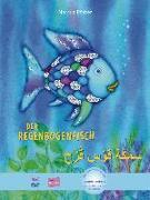 Cover-Bild zu Der Regenbogenfisch. Kinderbuch Deutsch-Arabisch von Pfister, Marcus