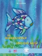 Cover-Bild zu Der Regenbogenfisch. Kinderbuch Deutsch-Türkisch von Pfister, Marcus