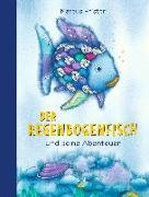 Cover-Bild zu Der Regenbogenfisch und seine Abenteuer von Pfister, Marcus