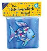 Cover-Bild zu Mein Regenbogenfisch Badebuch von Pfister, Marcus