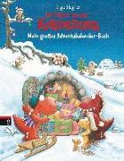 Cover-Bild zu Der kleine Drache Kokosnuss - Mein großes Adventskalender-Buch von Siegner, Ingo