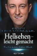 Cover-Bild zu Hellsehen - leicht gemacht (eBook) von Prinz zu Schaumburg-Lippe, Mario Max