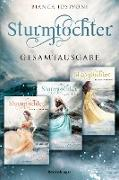 Cover-Bild zu Sturmtochter: Band 1-3 der romantischen Fantasy-Trilogie im Sammelband (eBook) von Iosivoni, Bianca
