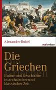 Cover-Bild zu Die Griechen von Rubel, Alexander
