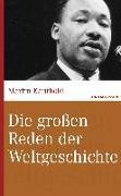 Cover-Bild zu Die grossen Reden der Weltgeschichte von Kaufhold, Martin
