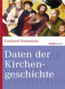 Cover-Bild zu Daten der Kirchengeschichte (eBook) von Hartmann, Gerhard