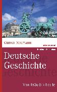 Cover-Bild zu Deutsche Geschichte (eBook) von Naumann, Günter
