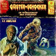 Cover-Bild zu Geister-Schocker, Folge 14: Der Würgegriff des Zyklopen (Audio Download) von Morland, A. F.