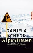 Cover-Bild zu Alpenfrauen von Schenk, Daniela