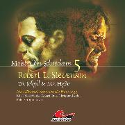 Cover-Bild zu Meister des Schreckens, Folge 5: Dr. Jekyll & Mr. Hyde (Audio Download) von Wakonigg, Daniela