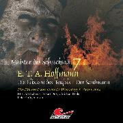 Cover-Bild zu Meister des Schreckens, Folge 7: Die Elixiere des Teufels / Der Sandmann (Audio Download) von Hoffmann, E.T.A.