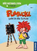 Cover-Bild zu Pumuckl, Bücherhelden 1. Klasse, Pumuckl geht in die Schule (eBook) von Kaut, Ellis