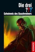 Cover-Bild zu Die drei ??? Geheimnis des Bauchredners (drei Fragezeichen) (eBook) von Marx, André