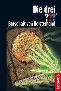 Cover-Bild zu Botschaft von Geisterhand (eBook) von Marx, André