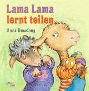 Cover-Bild zu Lama Lama lernt teilen von Dewdney, Anna