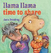 Cover-Bild zu Llama Llama Time to Share von Dewdney, Anna