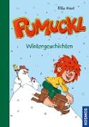 Cover-Bild zu Pumuckl Vorlesebuch - Wintergeschichten (eBook) von Kaut, Ellis