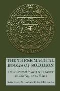 Cover-Bild zu The Three Magical Books of Solomon: The Greater and Lesser Keys & The Testament of Solomon von Mathers, S. L. Macgregor
