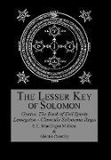 Cover-Bild zu The Lesser Key of Solomon von Crowley, Aleister