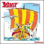 Cover-Bild zu Asterix 2022 - Wand-Kalender - Broschüren-Kalender - 30x30 - 30x60 geöffnet - Cartoon von Uderzo, Albert