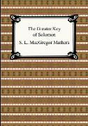 Cover-Bild zu The Greater Key of Solomon von Mathers, S. L. MacGregor