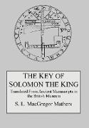 Cover-Bild zu The Key of Solomon the King von MacGregor Mathers, S. L.