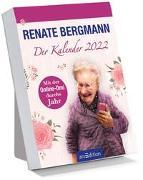 Cover-Bild zu Renate Bergmann - Der Kalender 2022 von Bergmann, Renate