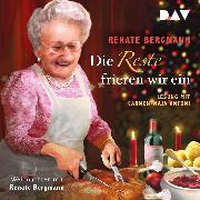 Cover-Bild zu Die Reste frieren wir ein. Weihnachten mit Renate Bergmann (Audio Download) von Bergmann, Renate
