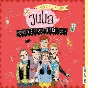 Cover-Bild zu Julia und die Stadtteilritter (Audio Download) von Herden, Antje