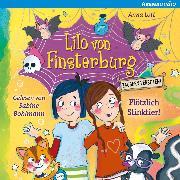 Cover-Bild zu Lilo von Finsterburg - Zaubern verboten! (2) Plötzlich Stinktier! (Audio Download) von Lott, Anna