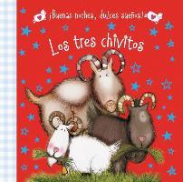 Cover-Bild zu Buenas Noches, Dulces Suenos! Los Tres Chivitos von Down, Hayley