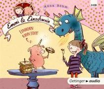 Cover-Bild zu Emmi und Einschwein 1 von Böhm, Anna