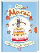 Cover-Bild zu Das Marzi rettet die Tortentiere von Girod, Anke
