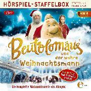 Cover-Bild zu Staffel 1: Beutolomäus und der wahre Weihnachtsmann (Das Original-Hörspiel zur TV-Serie) (Audio Download) von Mereutza, Valentin
