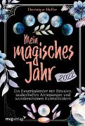 Cover-Bild zu Mein magisches Jahr 2022 von Haller, Dominique