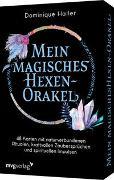 Cover-Bild zu Mein magisches Hexen-Orakel von Haller, Dominique