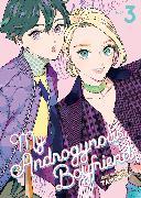 Cover-Bild zu Tamekou: My Androgynous Boyfriend Vol. 3