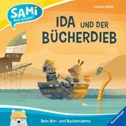 Cover-Bild zu Ida und der Bücherdieb von Carter, Graham