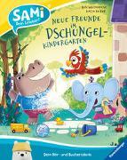 Cover-Bild zu Neue Freunde im Dschungel-Kindergarten von Reider, Katja